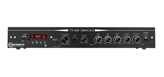 Amplificador Taramps Ths3600 Class D