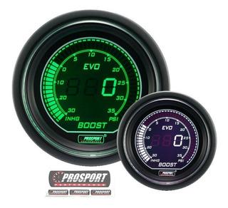 Reloj Prosport Presion Turbo Digital - Blanco/verde - Mc