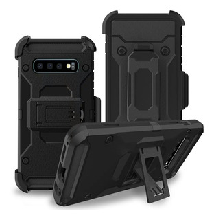 Capa Case Samsung S10 Plus 6.4 Pol. Anti Impacto Clip G975