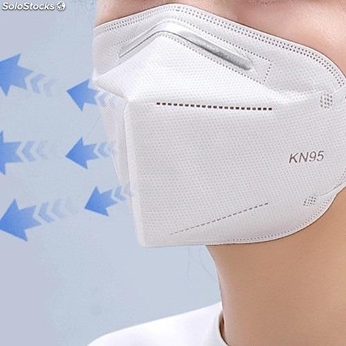 Mascarillas Kn95 Selladas Certificadas N95-por Mayor