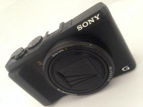 Camera Digital Sony Cyber Shot Dsc - Hx50v S/cabo/bateria