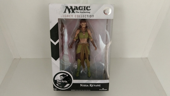 Magic The Gathering - Nissa Revane Legacy Collection Funko