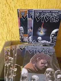 The Walking Dead Hq Volume 2 Ao 11 Graphic Novel + Caneca