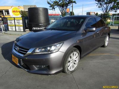 Honda Accord 4dr Exl V6p