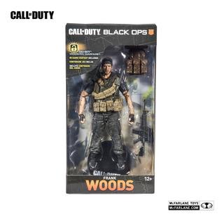 Mcfarlane Call Of Duty Frank Woods