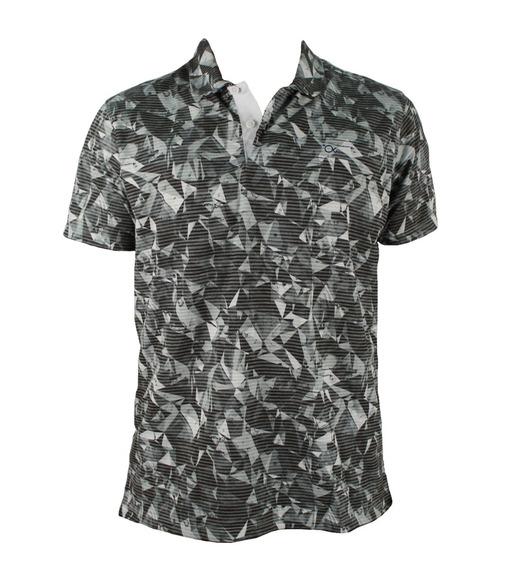 Camiseta Masculina Ogochi Geometrica 007413022