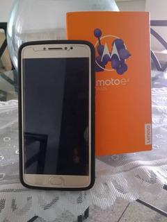 Motorola Motoe4 Plus Dorado Usado
