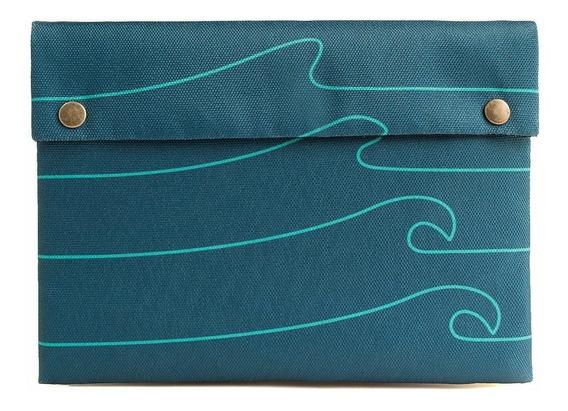 Portadocumentos Porta Documentos Impermeable Waves