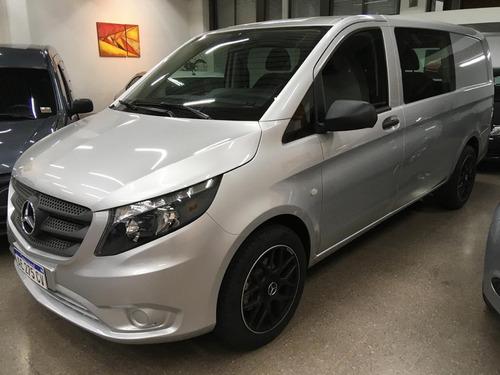Mercedes-benz Vito 1.6 111 Cdi Furgon Mixto Aa 114cv 2020