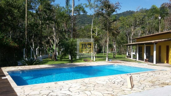 Casa Com 3 Dormitórios À Venda, 650 M² Por R$ 390.000,00 - Enseada - Iguape/sp - Ca1702