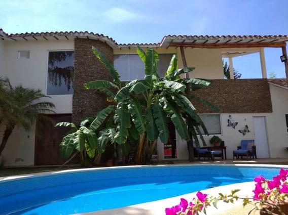 Casa- Quinta En Alquiler, Campo Country Club, Agua De Vaca