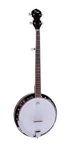 Banjo Profesional Parquer Master 5 Cuerdas Parche Remo Cuota