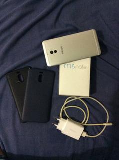 Smartphone Meizu M6 Note 64/4gb Usado, Porém Bem Conservado
