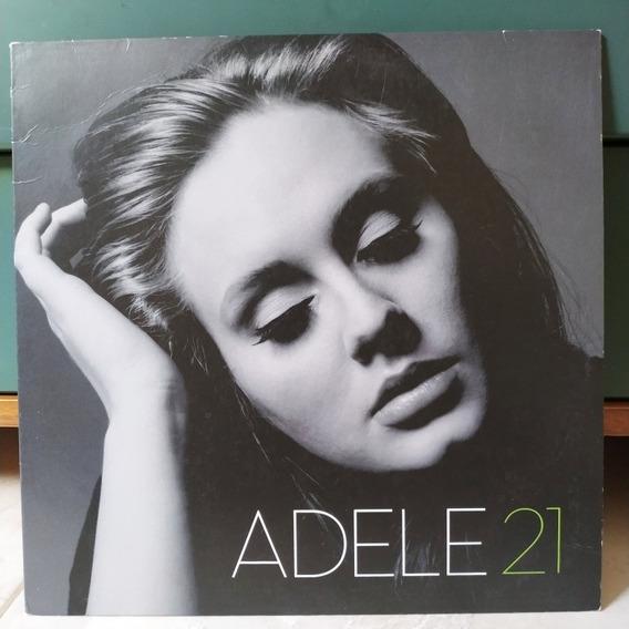 Lp Adele 21 - Importado 2011