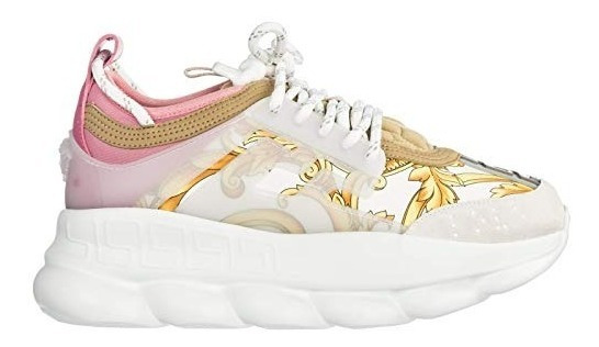 Zapatillas Tenis Versace Chain Reaction Mujer