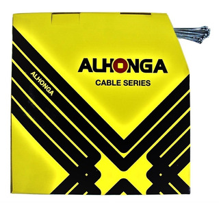 50 Cables De Cambio Alhonga 2300 Mm Largo Bicicleta Mtb Ruta