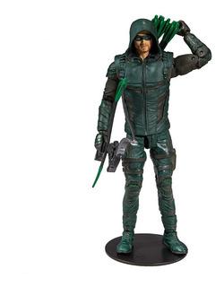 Dc Comics Figura Lujo Green Arrow 17 Cm Int 15112 Orig Muñec