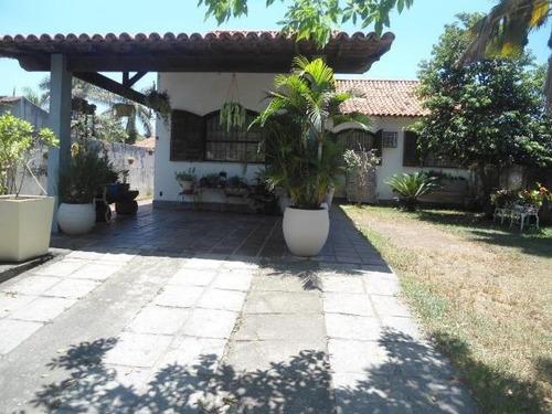 Casa Residencial À Venda, Marazul, Niterói. - Ca0065