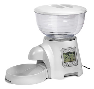 Paws & Pals Automatic Pet Dog Cat Feeder