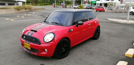 Mini Cooper S - Turbo Rojo Chili