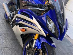 Yamaha Yzf R6 600 2016 Impecable - No Kawazaki - No Honda