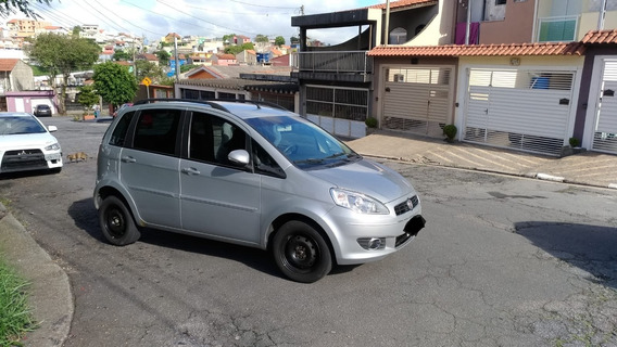 Fiat Ideia 2013 Atrattive 1.4 Flex