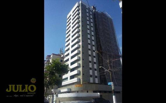 Entrada R$ 90 Mil, Chaves Na Mão! Apartamento Com 3 Dormitórios, 82 M² Por R$ 400.000 - Vila Mirim - Praia Grande/sp - Ap0981