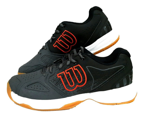 Zapatilla Wilson Kaos Devo Squash Voley Handball Indoor