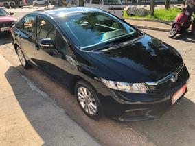 Honda Civic Lxl 1.8 Flex 2013 (único Dono)