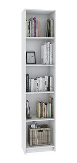 Biblioteca Organizador 5 Estantes Melamina - Muebles Y Cosas