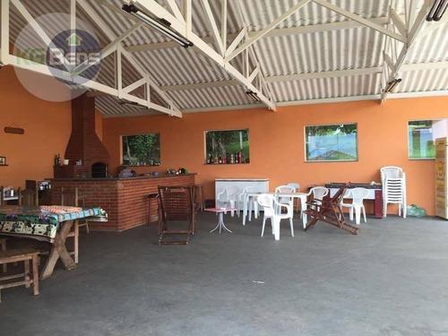 Chácara À Venda, 3000 M² Por R$ 550.000,00 - Área Rural De Limeira - Limeira/sp - Ch0007