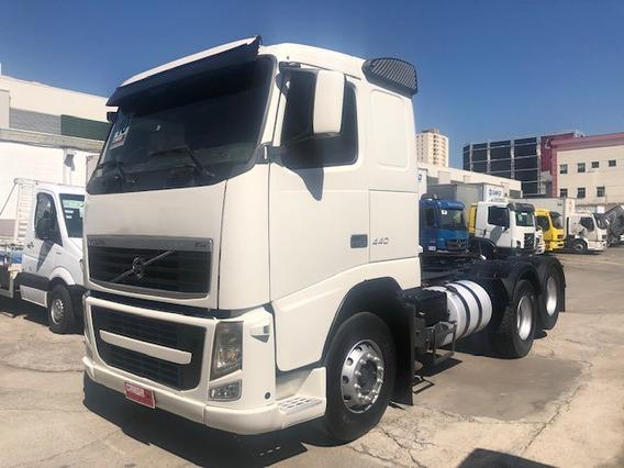 Volvo Fh 440 Fh440 6x2 Aut Troca Scania 340 380 420 440 400