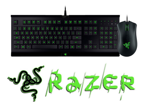 Teclado E Mouse Razer Cynosa Pro Bundle