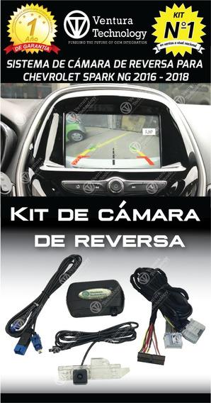 Cámara De Reversa Para Chevrolet Spark Ltz Ng 2016-2018