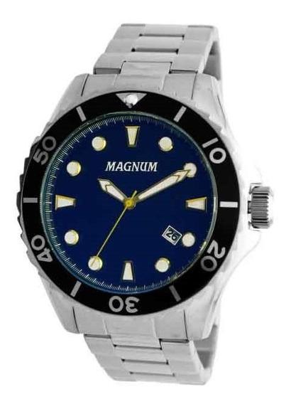 Relógio Magnum Masculino Ma35011f, C/ Garantia E Nf
