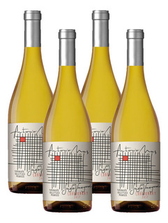 Vino Single Vineyard Chardonnay Antonio Mas X 4