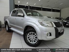 Toyota Hilux Cd 4x4 Srv