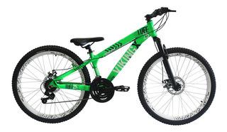 Bicicleta Viking Freeride 21v Kit Shimano Freio Hidráulico
