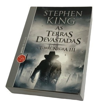 Livro As Terras Devastadas A Torre Negra 3 Stephen King