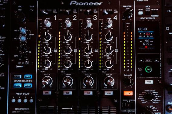 Pioneer Cdj 2000 + Mixer Djm 850 Pioneer Dj Perfecto Estado