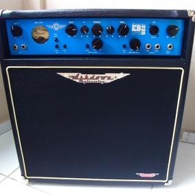 Ashdown Eb Lite 220 - 12 220w Rms - Cubo Amplificador Baixo