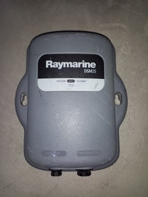 Fishfinder Manual Sonar Raymarine A50d Chartplotter - Acessórios