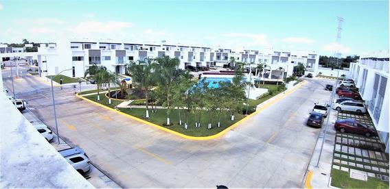 Cancun Casa En Renta, Privada Y Alberca