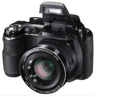 Câmera Digital Fujifilm Finepix S4250 Preto 14mp