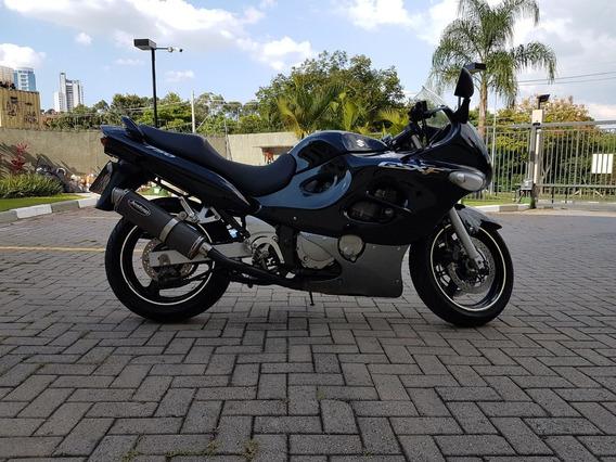 Gsx 750 F Preta 2008