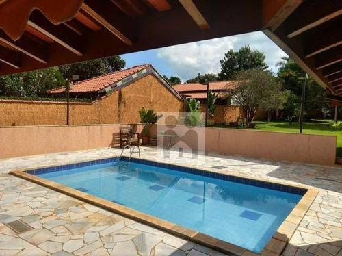 Imagem 1 de 18 de Casa Com 3 Dormitórios À Venda, 1092 M² Por R$ 680.000 - Recreio Das Acácias - Ribeirão Preto/sp - Ca0496