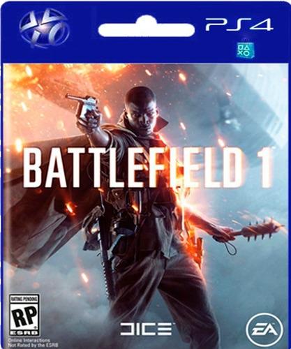 Imagen 1 de 6 de Battlefield 1 Ps4 Garantia Entrega Inmediata