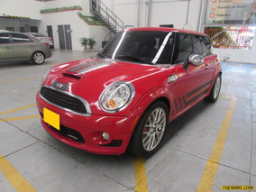 Mini Cooper Jcw Mt 1600cc T