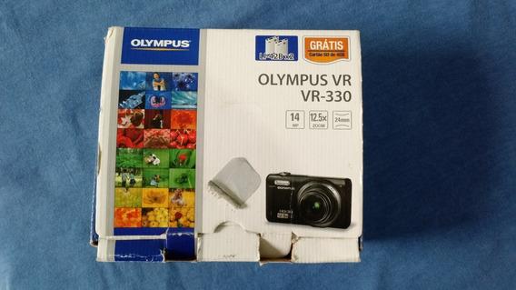 Câmera Olympus Vr-330