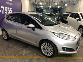 Ford Fiesta 1.6 16v Titanium Flex Powershift 5p - Montes Car